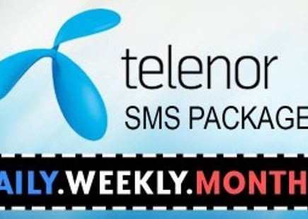 Telenor and Djuice SMS Packages