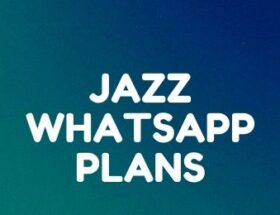 Jazz daily, weekly and monthly WhatsApp offers