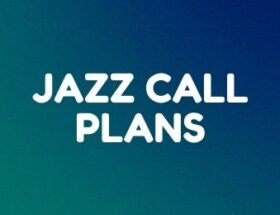 Jazz daily, weekly and monthly call plans